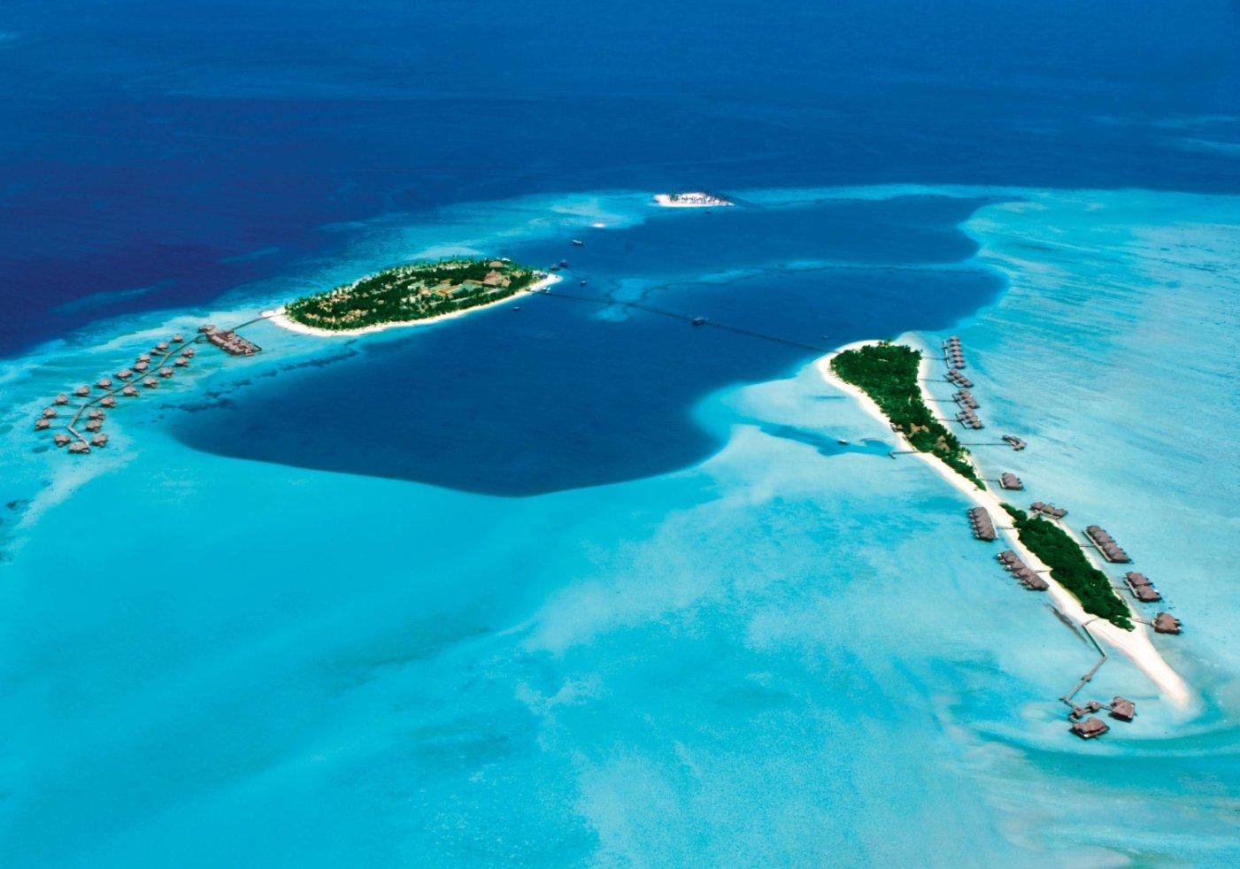 Les maldives xperience chroniques gourmandes for Conrad rangali maldivas